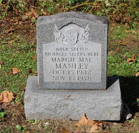 MANLEY, MARGIE MAE - Gallia County, Ohio | MARGIE MAE MANLEY - Ohio Gravestone Photos