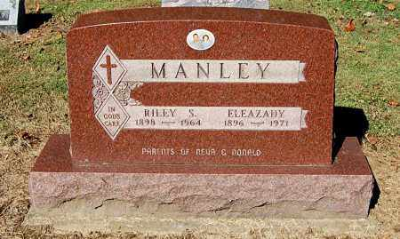 MANLEY, RILEY - Gallia County, Ohio | RILEY MANLEY - Ohio Gravestone Photos