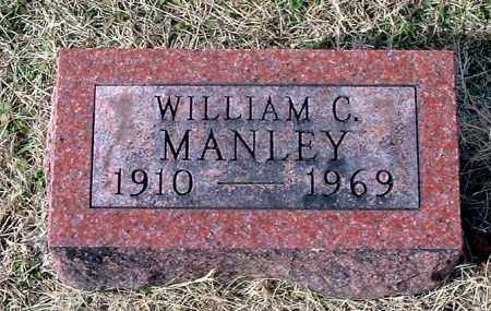 "MANLEY, WILLIAM CLAYTON ""BUCKY"" - Gallia County, Ohio 