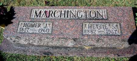 MARCHINGTON, HOMER J. - Gallia County, Ohio | HOMER J. MARCHINGTON - Ohio Gravestone Photos