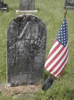 MARTIN, ALPHEUS - Gallia County, Ohio | ALPHEUS MARTIN - Ohio Gravestone Photos