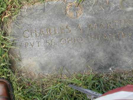 MARTIN, CHARLES - Gallia County, Ohio | CHARLES MARTIN - Ohio Gravestone Photos