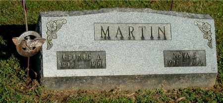 MARTIN, GEORGE A - Gallia County, Ohio | GEORGE A MARTIN - Ohio Gravestone Photos