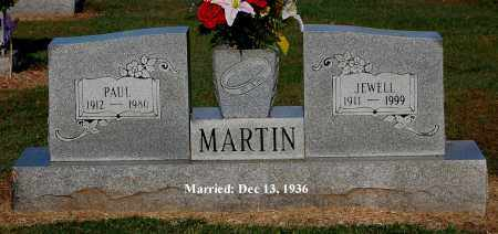 MARTIN, PAUL - Gallia County, Ohio | PAUL MARTIN - Ohio Gravestone Photos