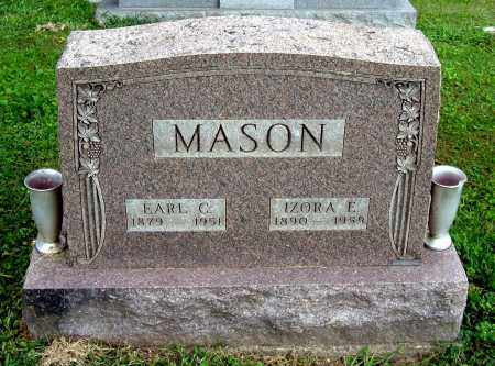 MASON, EARL C - Gallia County, Ohio | EARL C MASON - Ohio Gravestone Photos