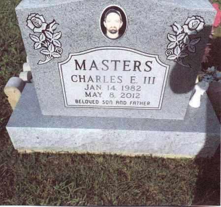 MASTERS, CHARLES E. - Gallia County, Ohio | CHARLES E. MASTERS - Ohio Gravestone Photos