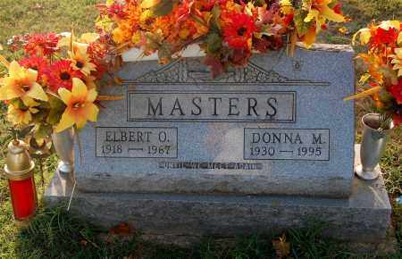 MASTERS, DONNA M. - Gallia County, Ohio | DONNA M. MASTERS - Ohio Gravestone Photos