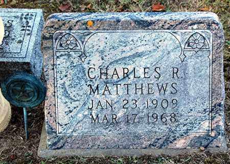 MATTHEWS, CHARLES - Gallia County, Ohio | CHARLES MATTHEWS - Ohio Gravestone Photos