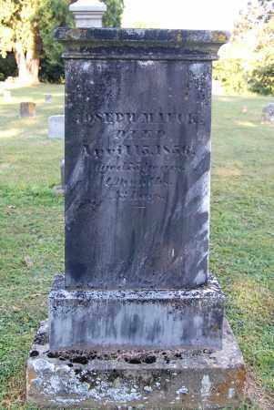 MAUCK, JOSEPH - Gallia County, Ohio | JOSEPH MAUCK - Ohio Gravestone Photos