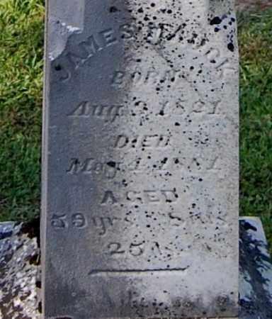 MAUCK, JAMES (CLOSE-UP) - Gallia County, Ohio   JAMES (CLOSE-UP) MAUCK - Ohio Gravestone Photos