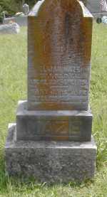 MAZE, ELIJAH - Gallia County, Ohio | ELIJAH MAZE - Ohio Gravestone Photos