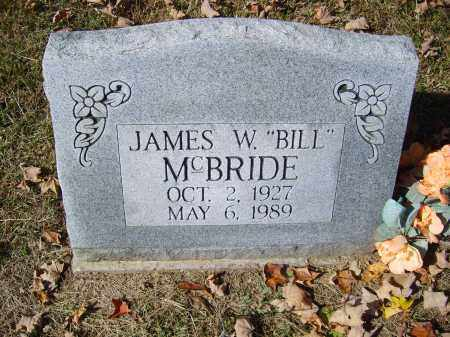 MCBRIDE, JAMES - Gallia County, Ohio | JAMES MCBRIDE - Ohio Gravestone Photos