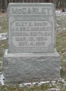 MCCARLEY, OLEY E. - Gallia County, Ohio | OLEY E. MCCARLEY - Ohio Gravestone Photos