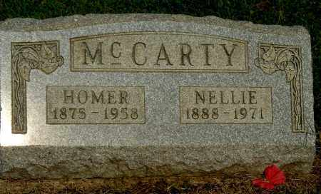 MCCARTY, NELLIE - Gallia County, Ohio | NELLIE MCCARTY - Ohio Gravestone Photos