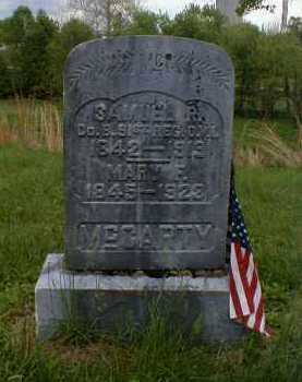 STANLEY MCCARTY, MARY - Gallia County, Ohio | MARY STANLEY MCCARTY - Ohio Gravestone Photos