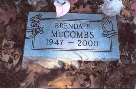 MCCOMBS, BRENDA P. - Gallia County, Ohio | BRENDA P. MCCOMBS - Ohio Gravestone Photos