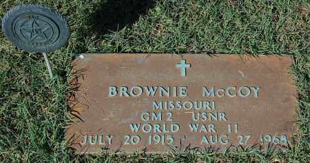 MCCOY, BROWNIE - Gallia County, Ohio | BROWNIE MCCOY - Ohio Gravestone Photos