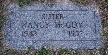 MCCOY, NANCY - Gallia County, Ohio | NANCY MCCOY - Ohio Gravestone Photos