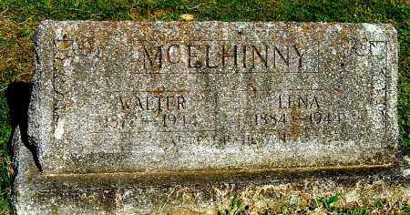 MCELHINNY, WALTER - Gallia County, Ohio | WALTER MCELHINNY - Ohio Gravestone Photos