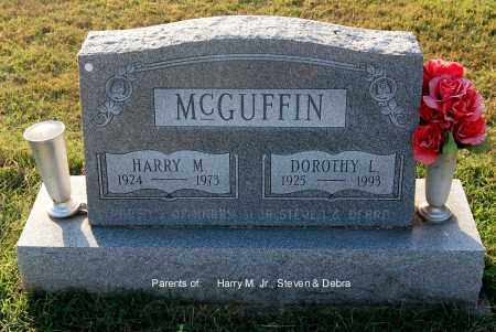 MCGUFFIN, HARRY M. - Gallia County, Ohio | HARRY M. MCGUFFIN - Ohio Gravestone Photos
