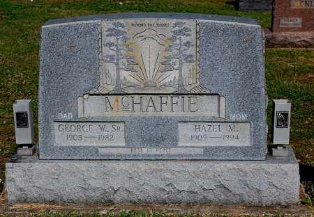 MCHAFFIE, HAZEL M - Gallia County, Ohio | HAZEL M MCHAFFIE - Ohio Gravestone Photos