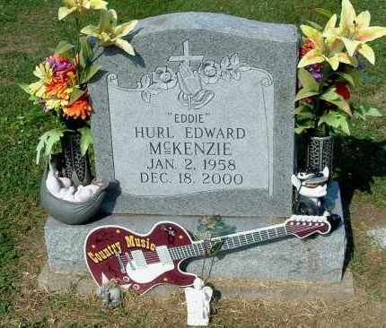 "MCKENZIE, HURL EDWARD ""EDDIE"" - Gallia County, Ohio 