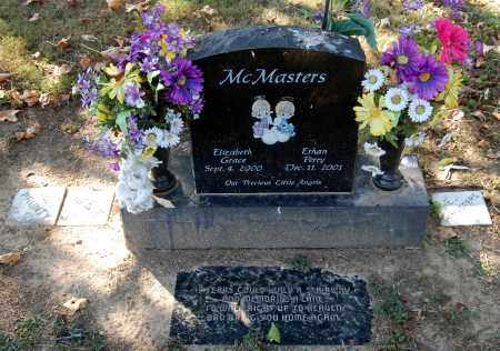MCMASTERS, ELIZABETH GRACE - Gallia County, Ohio | ELIZABETH GRACE MCMASTERS - Ohio Gravestone Photos