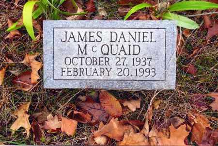 MCQUAID, JAMES DANIEL - Gallia County, Ohio | JAMES DANIEL MCQUAID - Ohio Gravestone Photos