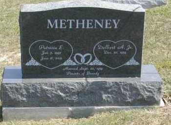 METHENEY, DELBERT - Gallia County, Ohio | DELBERT METHENEY - Ohio Gravestone Photos