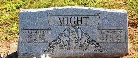 MIGHT, RAYMOND W - Gallia County, Ohio | RAYMOND W MIGHT - Ohio Gravestone Photos