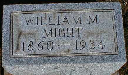 MIGHT, WILLIAM - Gallia County, Ohio | WILLIAM MIGHT - Ohio Gravestone Photos