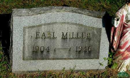 MILLER, EARL - Gallia County, Ohio | EARL MILLER - Ohio Gravestone Photos