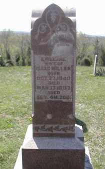 MILLER, EMELINE - Gallia County, Ohio | EMELINE MILLER - Ohio Gravestone Photos