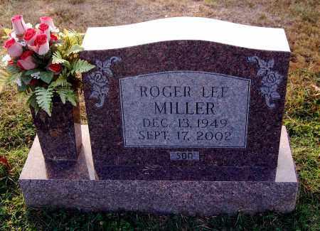 MILLER, ROGER - Gallia County, Ohio | ROGER MILLER - Ohio Gravestone Photos