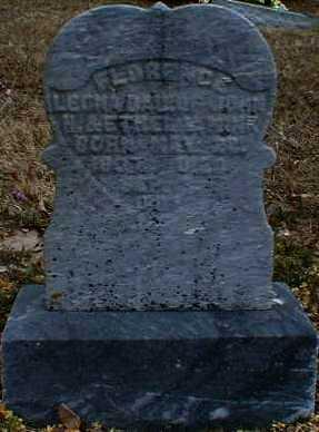 MINK, FLORENCE - Gallia County, Ohio | FLORENCE MINK - Ohio Gravestone Photos