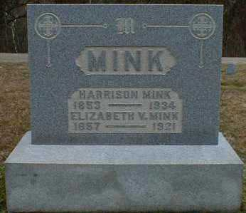 MINK, HARSION - Gallia County, Ohio | HARSION MINK - Ohio Gravestone Photos
