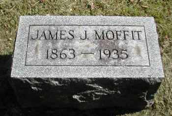 MOFFIT, JAMES - Gallia County, Ohio | JAMES MOFFIT - Ohio Gravestone Photos