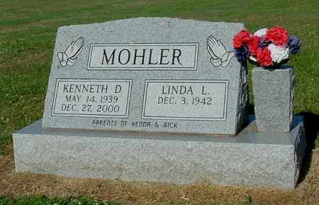 MOHLER, LINDA L - Gallia County, Ohio | LINDA L MOHLER - Ohio Gravestone Photos