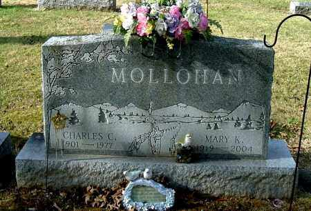 MOLLOHAN, MARY K - Gallia County, Ohio | MARY K MOLLOHAN - Ohio Gravestone Photos