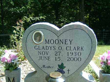 MOONEY, GLADYS O - Gallia County, Ohio | GLADYS O MOONEY - Ohio Gravestone Photos