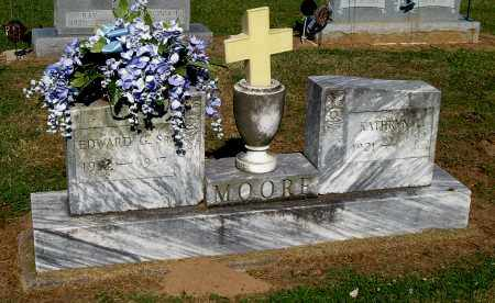 MOORE, EDWARD G., SR. - Gallia County, Ohio | EDWARD G., SR. MOORE - Ohio Gravestone Photos