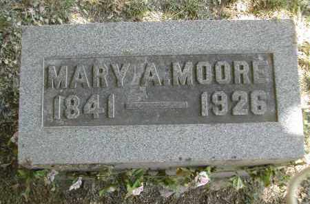 MOORE, MARY - Gallia County, Ohio | MARY MOORE - Ohio Gravestone Photos