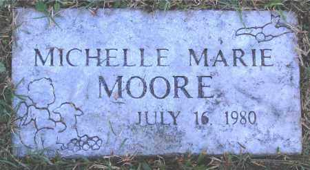 MOORE, MICHELLE - Gallia County, Ohio | MICHELLE MOORE - Ohio Gravestone Photos