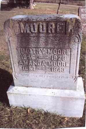 MOORE, TIMOTHY - Gallia County, Ohio | TIMOTHY MOORE - Ohio Gravestone Photos