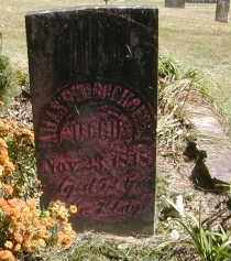 MOREHOUSE, AHAZ - Gallia County, Ohio | AHAZ MOREHOUSE - Ohio Gravestone Photos