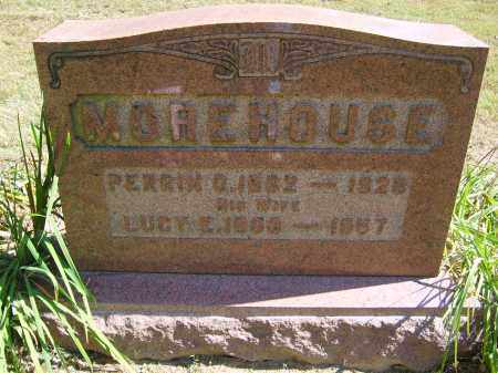 MOREHOUSE, LUCY - Gallia County, Ohio | LUCY MOREHOUSE - Ohio Gravestone Photos