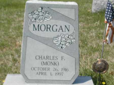 MORGAN, CHARLES - Gallia County, Ohio | CHARLES MORGAN - Ohio Gravestone Photos
