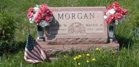 MORGAN, OSCAR - Gallia County, Ohio | OSCAR MORGAN - Ohio Gravestone Photos