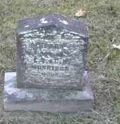 MORRISON, INFANT SON - Gallia County, Ohio | INFANT SON MORRISON - Ohio Gravestone Photos