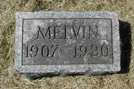 MORRISON, MELVIN - Gallia County, Ohio | MELVIN MORRISON - Ohio Gravestone Photos